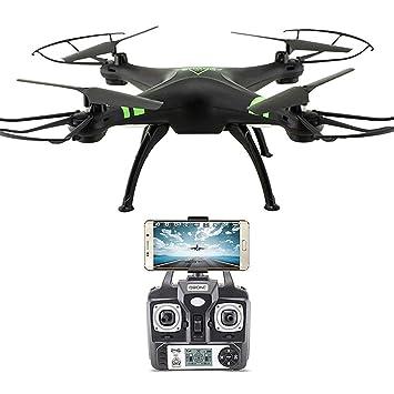 Jiobapiongxin X53 FPV Quadcopter Sensor de Gravedad Drone Auto ...