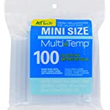 AdTech Multi-Temp Mini-Size Glue Sticks for Crafting, DIY, and Home Repair | 100-Count | Item #220-34ZIP100  (America's most popular hot melt glue stick! AdTech's Multi-Temp formula is trusted by crafters and DIYers more than any other glue stick. Use this multi-temp formula in your high or low-temp glue gun and expect superior results!)