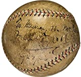 Ty Cobb Oal Reach Single Signed Ball 1926 Autograph PSA/DNA