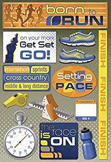 Reminisce TRUC-200 Running Collection Kit Multicolor 12 by 12