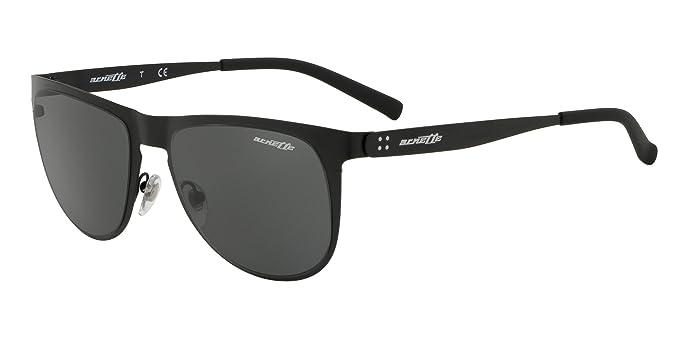 Arnette 0AN3077, Gafas de Sol para Hombre, Negro (Matte Black), 55: Amazon.es: Ropa y accesorios