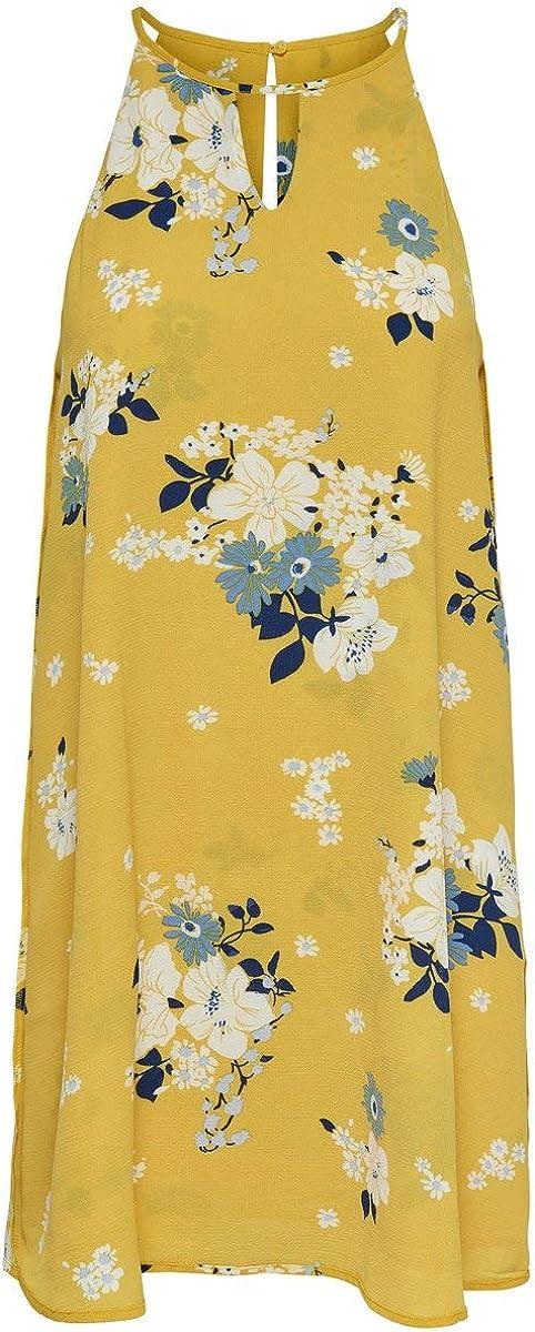 Only Onlmariana Myrina S//L Dress Noos Wvn Vestido para Mujer