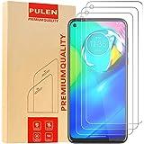 [3-Pack] PULEN for Motorola Moto G Power Screen Protector,HD Clear Scratch Resistant Bubble Free Anti-Fingerprints 9H…