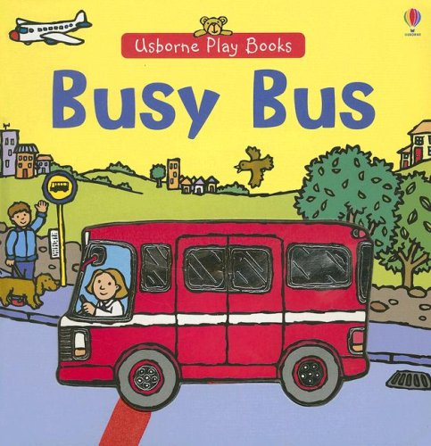 Busy Bus (Play Books) (Costume Shops In Colorado Springs)