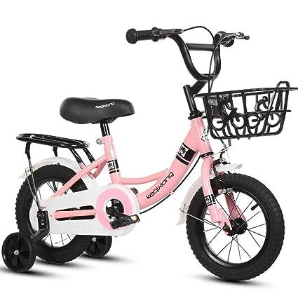 Amazon.com: Bicicleta infantil Axdwfd para niños, 12 ...