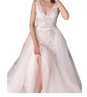 02bb6baff4 flowerry Women Wedding Detachable Tulle Train Maxi Tutu Skirt Long Party Train  Overskirt XS