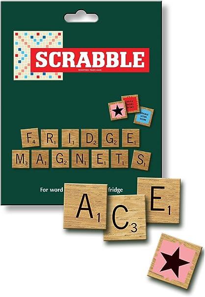 Scrabble, Marrón,: Amazon.es: Hogar