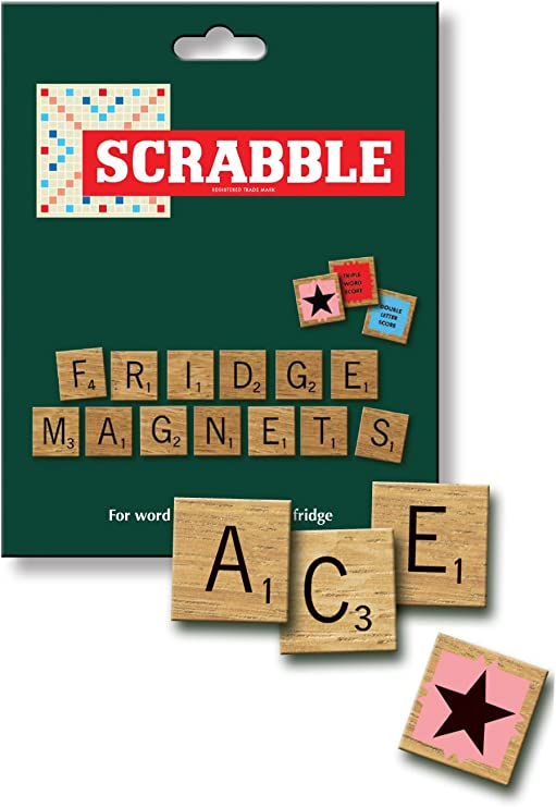 Scrabble, Marrón,: Amazon.es: Hogar