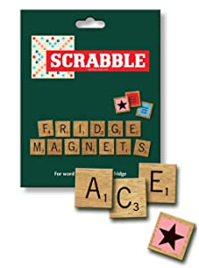 Wild & Wolf Scrabble Magnet Set Game, 1 EA