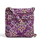 Vera Bradley Iconic Triple Zip Hipster, Signature Cotton, Dream Tapestry