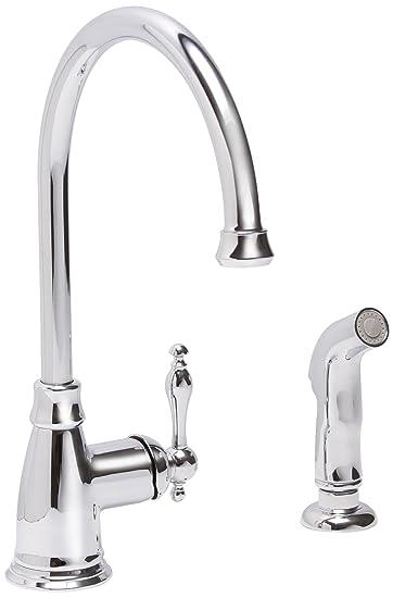 Premier Faucet 119258 Premier Wellington Lead-Free Single-Handle ...