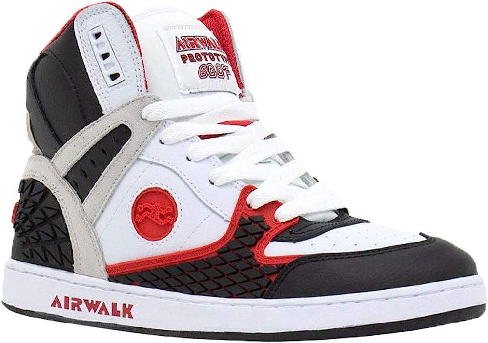 Airwalk Mens Prototype 600 White Skate