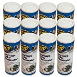 ZEP Commercial GARBAGE ODOR ELIMINATOR Citronella & Cherry Scent 1 lb. (16 oz.) by Zep Inc (12 Pack)