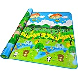 Fani Play Mat Baby Toddler Play Crawl Mat Thick&Large...