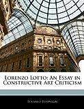 Lorenzo Lotto, Bernard Berenson, 1144183855