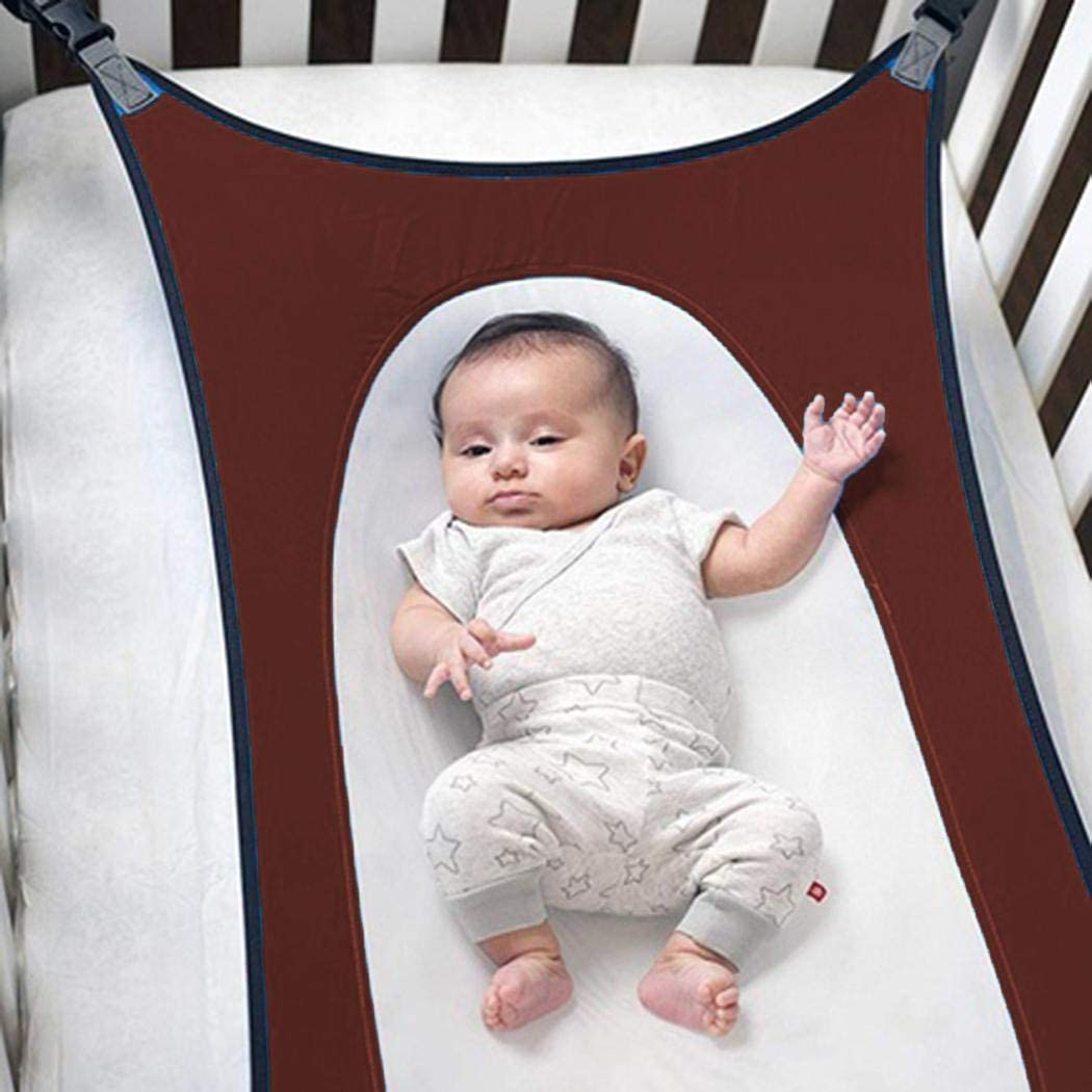 Gfones Newborn Baby Hammock Removable Sleep Bed Portable Folding Baby Supplies Play /& Swing Sets