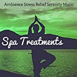 Spa Treatments - Ambience Stress Relief Serenity Music for Deep Relaxation Guided Meditation with Nature Instrumental Sounds