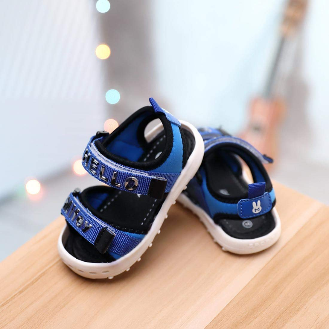 YIBLBOX Baby Boys Girls Athletic Outdoor Sandals Little Kids Water Beach Shoes
