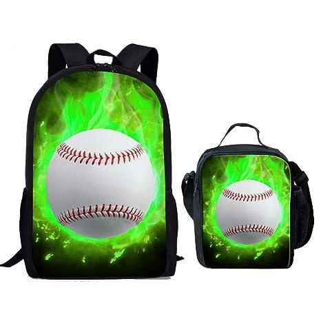 d92542f60d04 Amazon.com: Showudesigns Kids Set Schoolbag Bookbag Travel Backpack ...