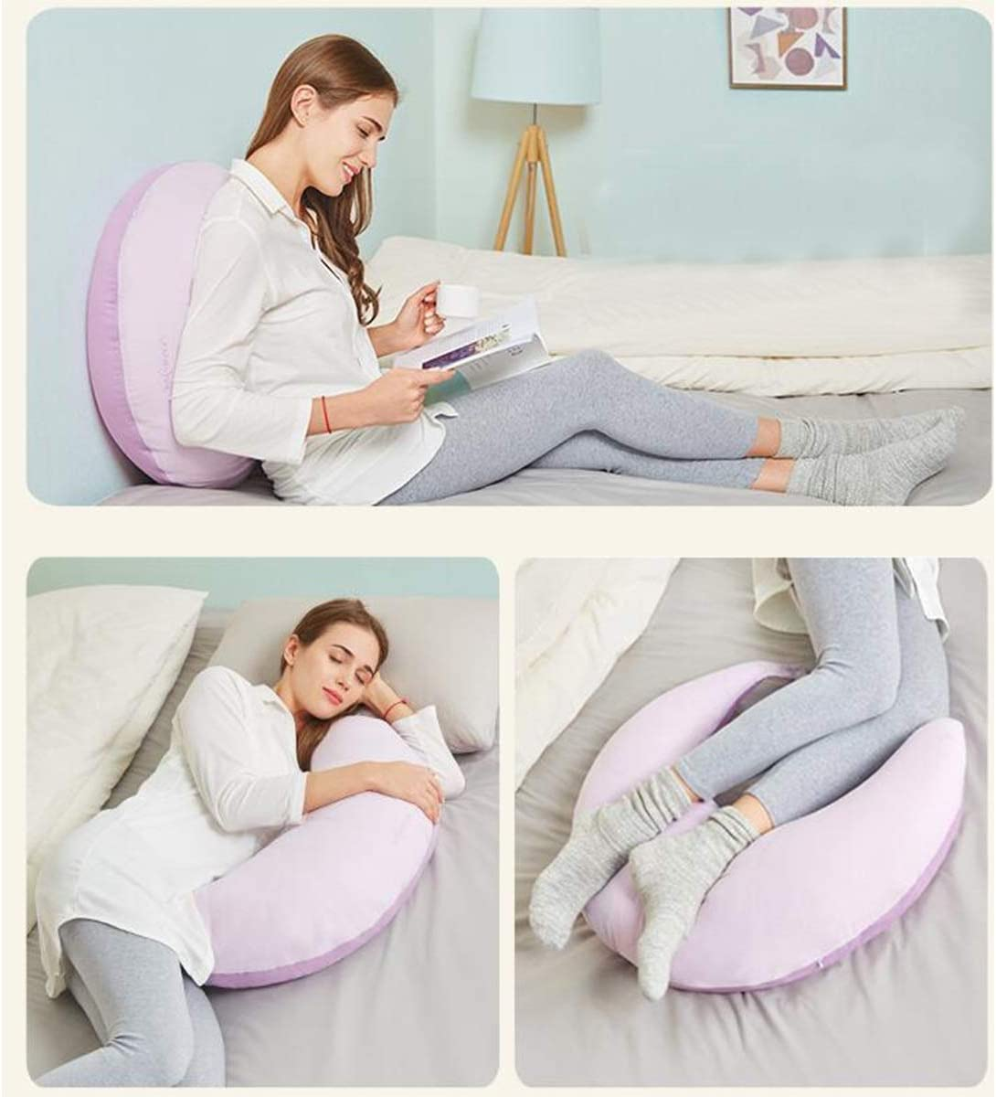 Yuxiong Breastfeeding Pillow, 30° Angle