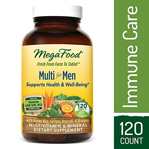Megafood, Multi for Men (Recommended Health Supplement for Men)
