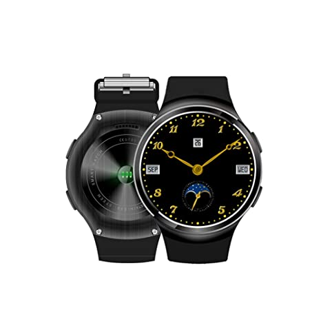 X3 Plus Smart Watch 3 G WCDMA móvil reloj Quad-Core 1.3 GHz ...