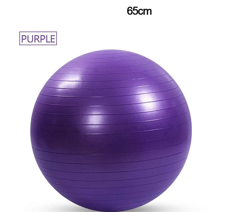 Beige One Size 25cm 55cm 65cm 75cm Grind Arenaceous Paragraph Yoga Balls Fitness Gym Balance Exercise Workout Fitness Ball