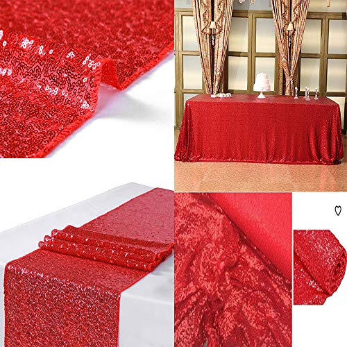 Christmas Decorations Wholesale (ruiting Sequin Table Runner 12