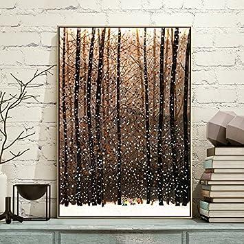 abstract background wandmontage veranda wohnzimmer sofa vertikal flur art wandbild einfach dekoratives gemalde malerei canvas
