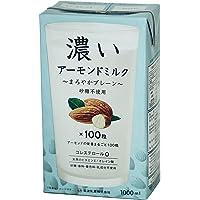 Tsukuba Almond Milk Plain, 1L
