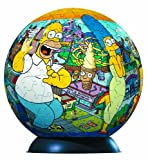 Ravensburger The Simpsons - 240 Piece puzzleball