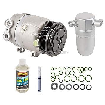 Nueva AC Compresor y embrague con completa a/c Kit de reparación para Oldsmobile Intrigue - buyautoparts 60 - 80418rk nuevo: Amazon.es: Coche y moto