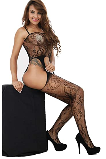 Bodystocking pantyhose