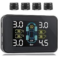 Neckip Medidor de presión de neumáticos - Sensores