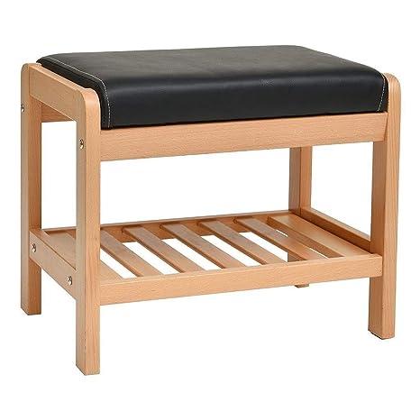 Amazon.com: TTZ Small Seat Sofa Footstool, High Elastic ...
