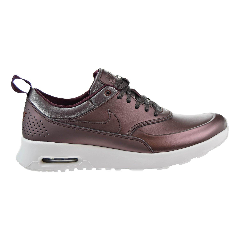 premium selection 8cee0 99e6c Galleon - NIKE Air Max Thea Premium Women s Shoes Metallic Mahogany  616723-900 (5 B(M) US)