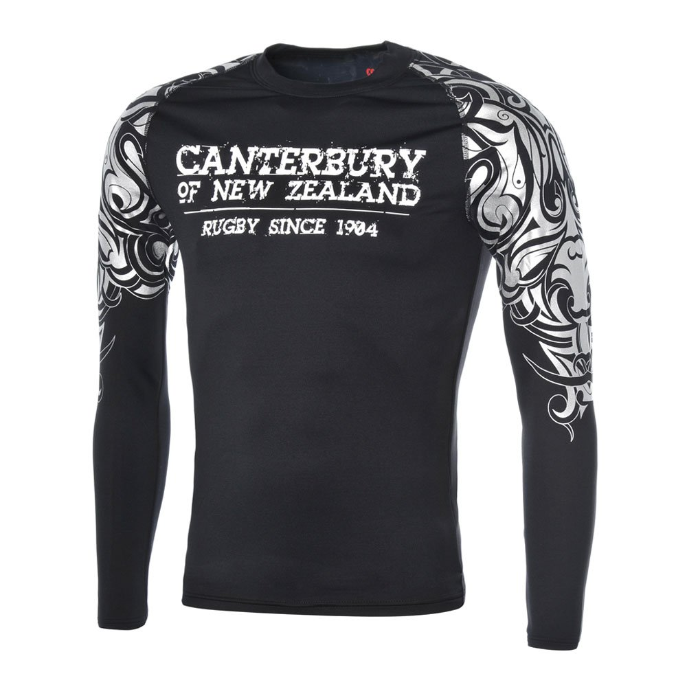 Canterbury Tribal Long Sleeve Baselayer