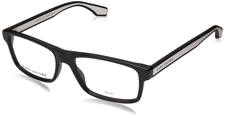 Marc Jacobs frame (MARC-290 80S) Acetate Shiny Black - Matt White