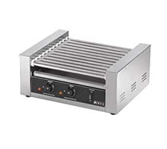Amazon.com: vollrath 40822 – Hot Dog Grill 24 Hot Dog ...