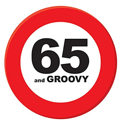 erdbeerclown de chapa de Pin Groovy, regalo de cumpleaños 65 ...
