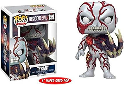 Funko Pop Games Resident Evil Tyrant Exclusive 6 Super Sized Vinyl Figure