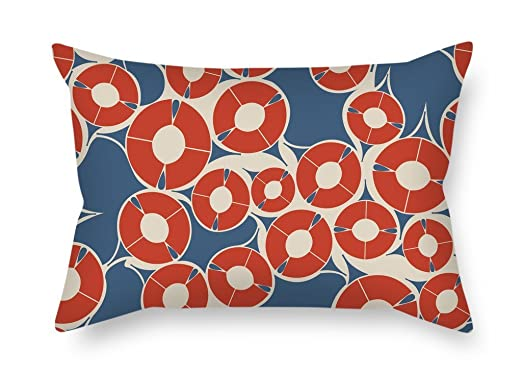 Slimmingpiggy Fundas de almohada de 50 x 75 cm para sofá de ...