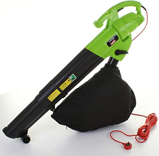Marko Gardening Leaf Blower Electric Vacuum - Best For Smaller Gardens