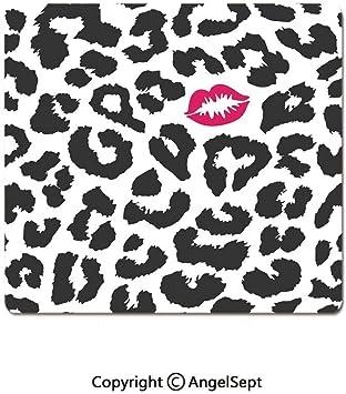 Animal Leopard Print Art Rubber Mouse Mat PC Mouse Pad