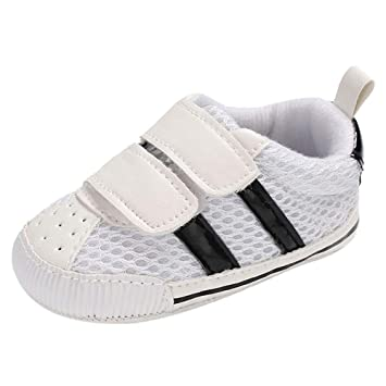 b9df627a96c Amazon.com   Unisex Baby Shoes Boys Girls Toddler Summer Breathable Mesh  Running Sneakers Infant First Walkers Newborn Prewalker (Age 12-18Months
