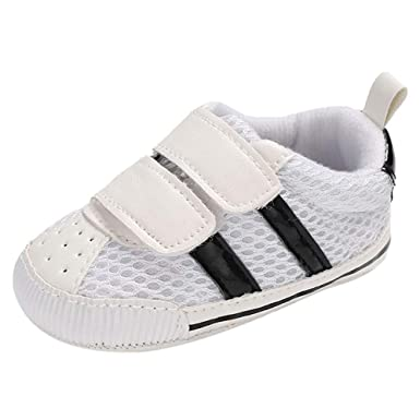 Kasien Baby Shoes, Newborn Baby Girls Boys Mesh Sport Breathable First Walker Soft Sole Shoes