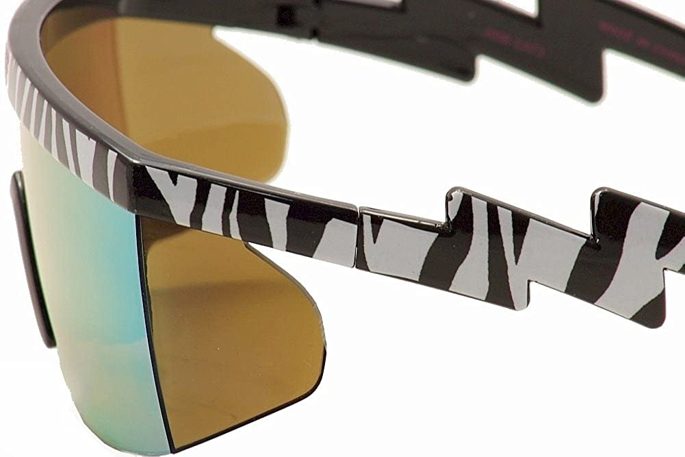 ea164341a7e Neff Brodie Wrap Around Sport Sunglasses NF0304-Wild Tiger-p