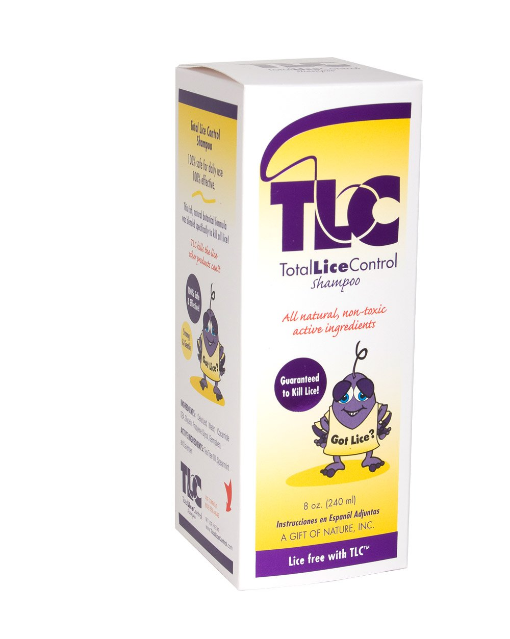 Total Lice Control Shampoo by TotalLiceControl