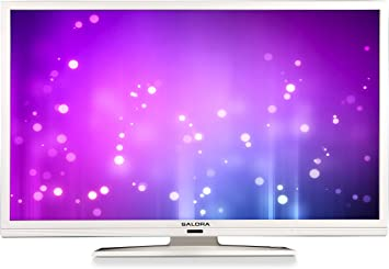 Salora 32LED8000WH - TV: Amazon.es: Electrónica