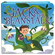 Jack & the Beanstalk: Children's Board Book (Little Bird Stories)
